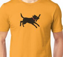 Happy Lab Unisex T-Shirt