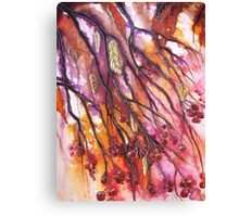 Berry Delight Canvas Print