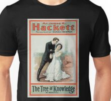 Performing Arts Posters Mr James K Hackett The tree of knowledge by RC Carton 1019 Unisex T-Shirt