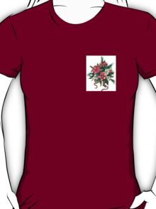 Christmas Flowers T-Shirt