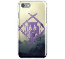 Hollowsquad logo iPhone Case/Skin