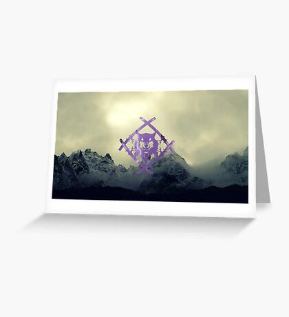 Hollowsquad logo Greeting Card