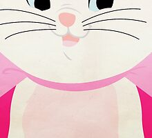 Marie from aristocats  by Disneyland1901