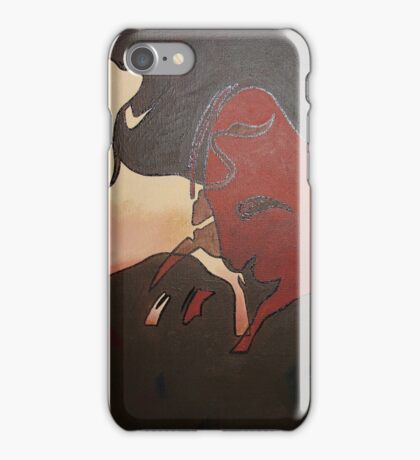 Bullfight 2 iPhone Case/Skin