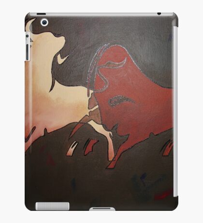 Bullfight 2 iPad Case/Skin