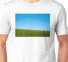 Grass and sky Unisex T-Shirt