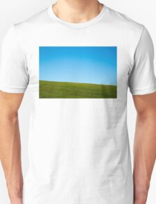 Grass and sky T-Shirt