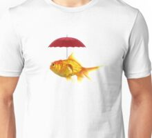 fish umbrellas Unisex T-Shirt