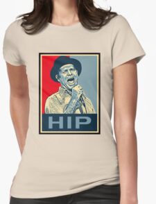 gord downie Womens Fitted T-Shirt