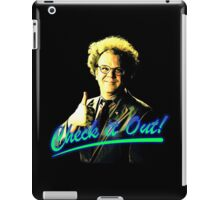 check it out! iPad Case/Skin