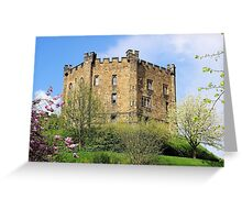 Durham Castle Greeting Card