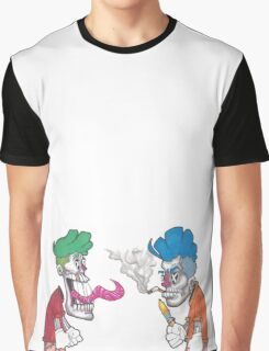 Skrumps and Daft Graphic T-Shirt