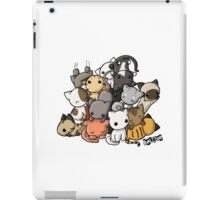Pile of Kitties iPad Case/Skin