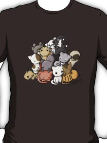 Pile of Kitties T-Shirt