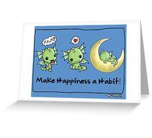 Love Dragon  Greeting Card