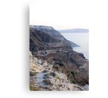 Nature's Layer Cake Canvas Print