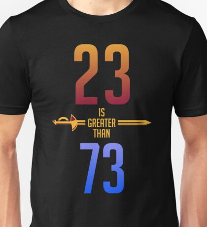 23>73 Unisex T-Shirt