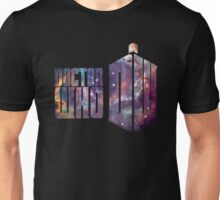 dr who galaxy tardis Unisex T-Shirt