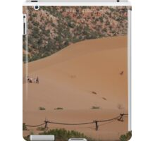 Pink Coral Sand Dune iPad Case/Skin