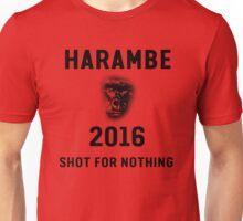 HARAMBE 2016 Shirt Unisex T-Shirt