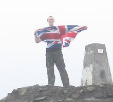 A Proud Moment; Ben Nevis Summit by wiggyofipswich