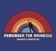 Remembering Rainbow Randolph by prestonporter