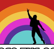 Remembering Rainbow Randolph Sticker