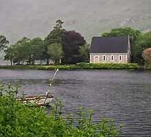 Chapel In The Mist - Gougane Barra - County Cork - Ireland by TonyCrehan