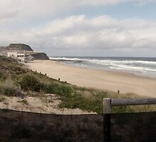 Bar Beach (Newcastle) by ozscottgeorge