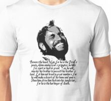 Beware The Beast Man - Planet of the Apes Unisex T-Shirt