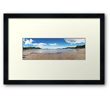 A Local Hero moment Framed Print