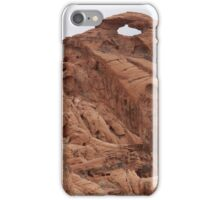Valley of Fire Red Rock Formations iPhone Case/Skin