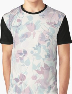 Abstract floral pattern 51 Graphic T-Shirt