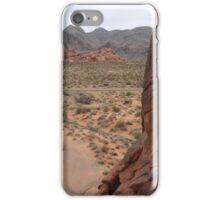 View From Atlatl Rock iPhone Case/Skin