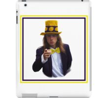 Lemon Cult - Uncle Sam iPad Case/Skin