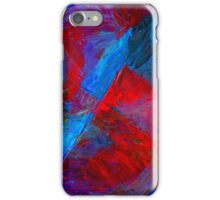 Abstract Landscape 1 iPhone Case/Skin