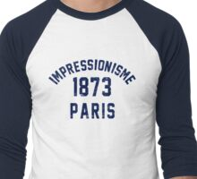 Impressionisme Men's Baseball ¾ T-Shirt