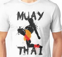 Muay Thay Fighter Unisex T-Shirt