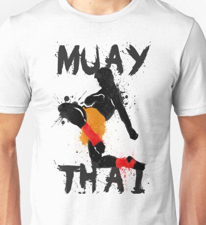 Muay Thay Fighter Unisex T-Shirt