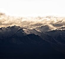 Mountain Storm by focuscreative