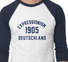 Expressionism Men's Baseball ¾ T-Shirt