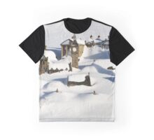 A light dusting of snow expected! Graphic T-Shirt