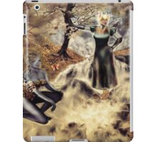 Spirits of the Water {Digital Fantasy Figure Illustration} Autumn Colour Mix iPad Case/Skin