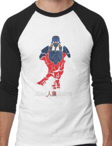 Jin roh Men's Baseball ¾ T-Shirt