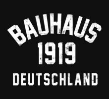 Bauhaus by ixrid