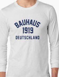 Bauhaus Long Sleeve T-Shirt
