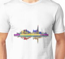 Amsterdam Skyline Unisex T-Shirt