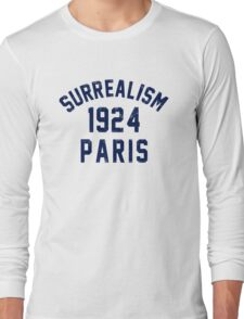 Surrealism Long Sleeve T-Shirt