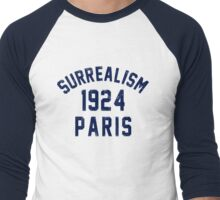 Surrealism Men's Baseball ¾ T-Shirt