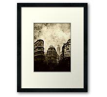 city studies Framed Print